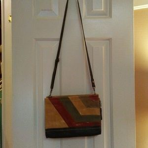 The Sak Iris Crossbody/Shoulder Bag